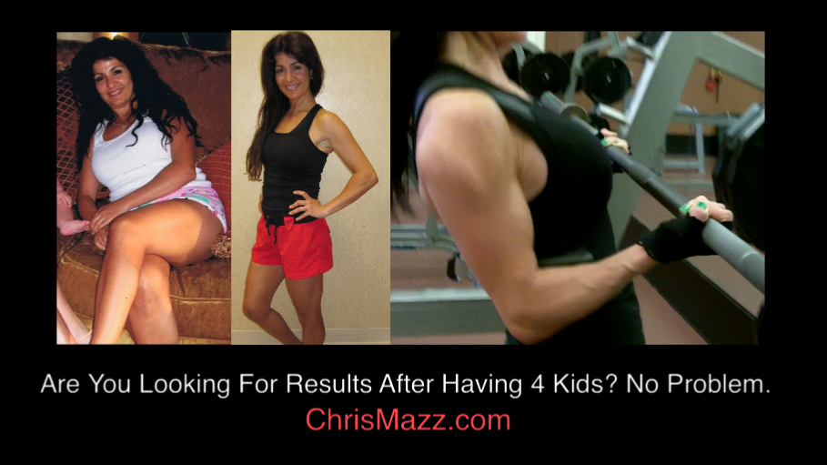 Susan K's Amazing Fat Loss After 4 Kids!