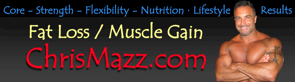 Chris Mazz Online Personal Training