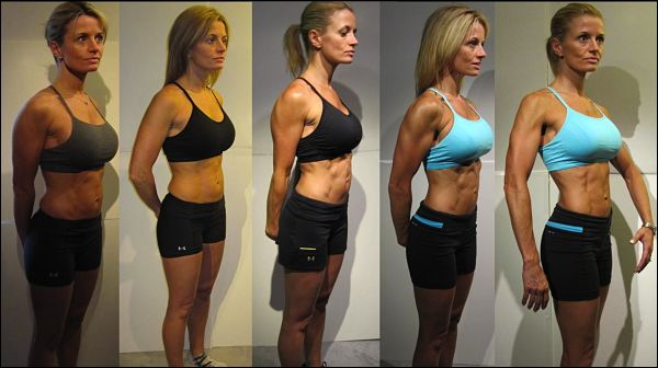 Jen H. From Mom to Natural Figure Pro