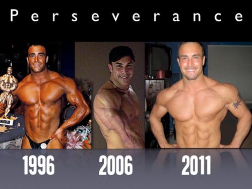 Chris Mazz Through The Years