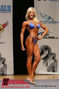 Personal Training Client Patty Z.